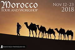 Morocco Tour & Workshop