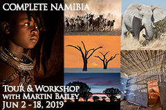 The Complete Namibia Tour 2019