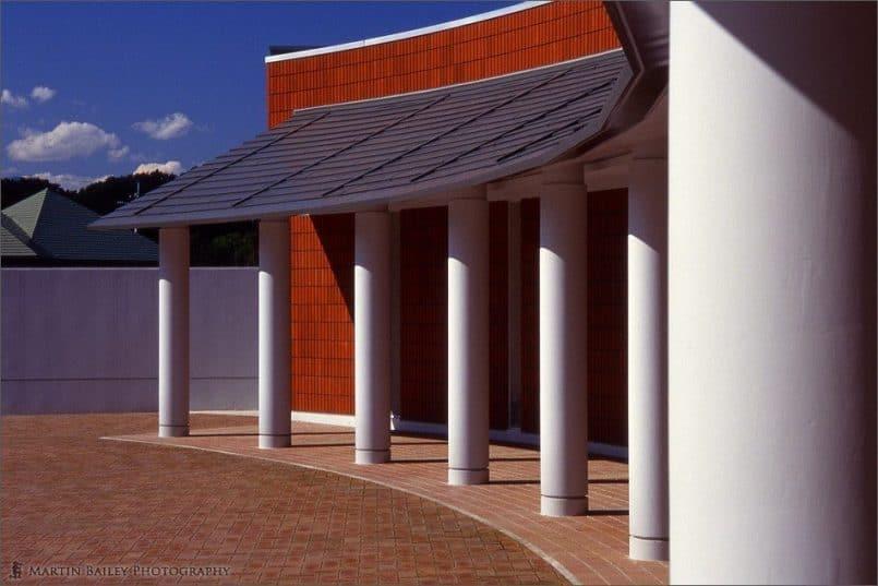 White Pillars