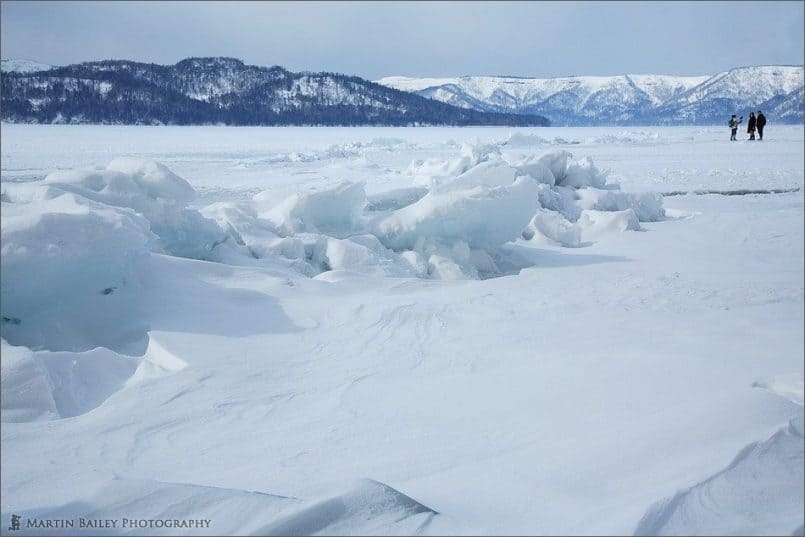 Ice Buckling