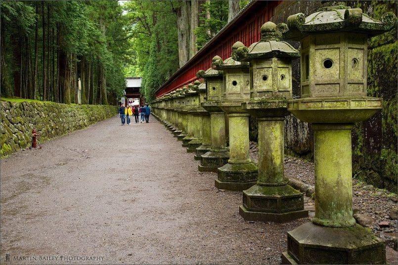 Futarasan Shrine Shinmon Gate