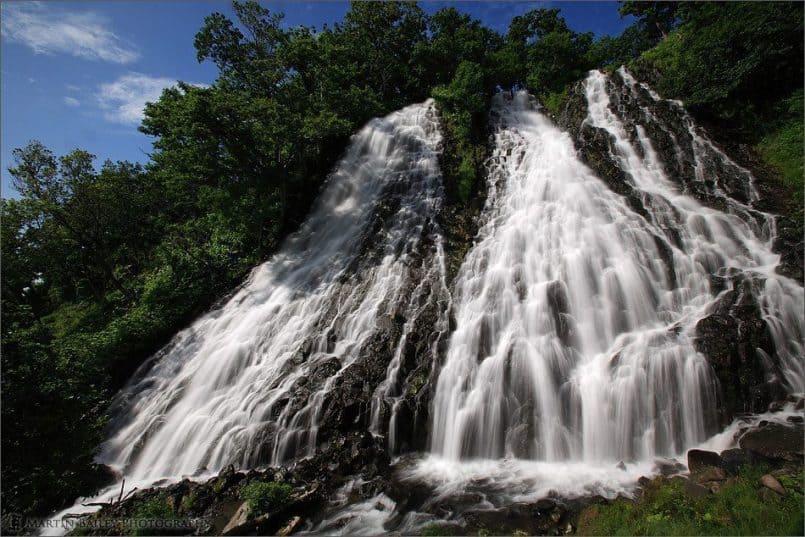 Oshinkoshin Falls Summer 2006