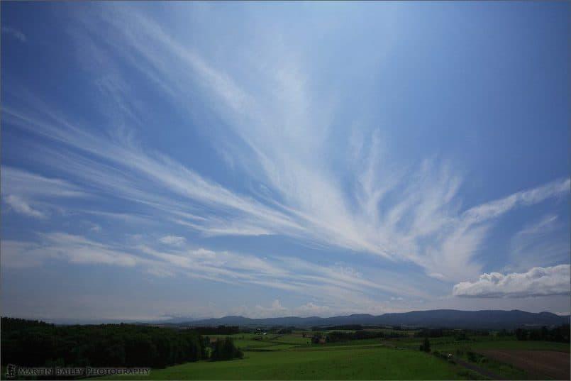 Wispy Clouds #3