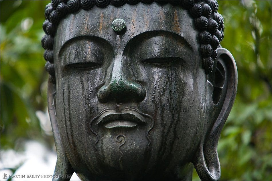 Crying Buddha