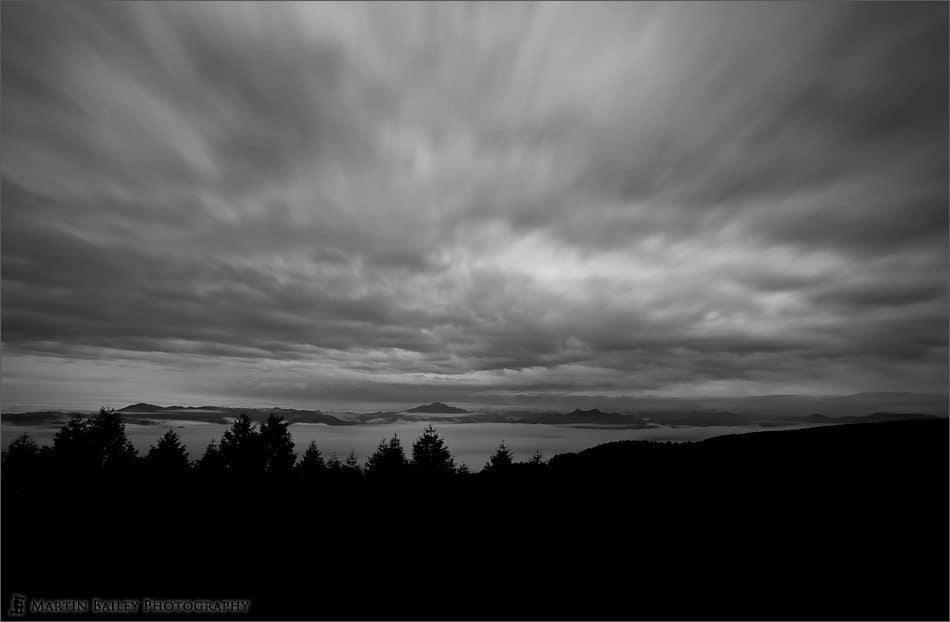 Yachiho Evening Sky #1