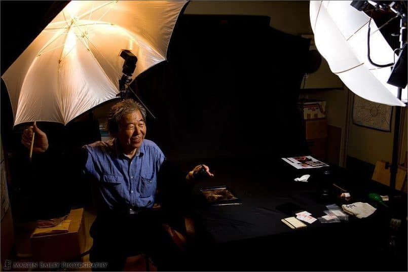 Maki-e Craftsman - Mr. Maruyama