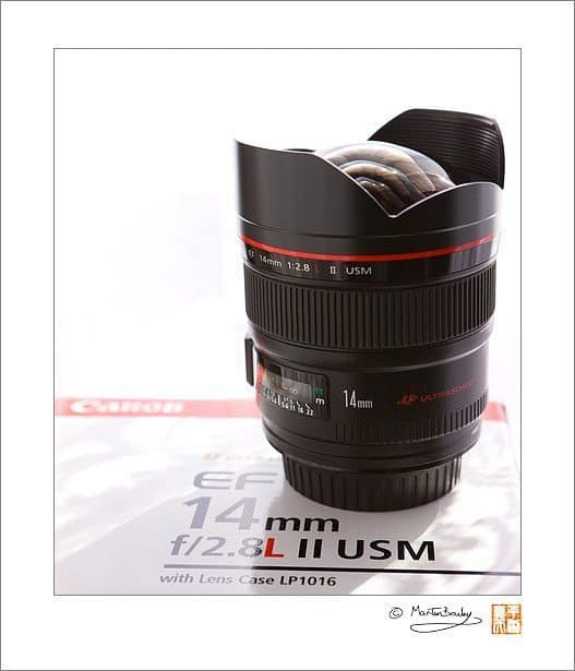 14mm F2.8 Lens Shot with lace curtains behind