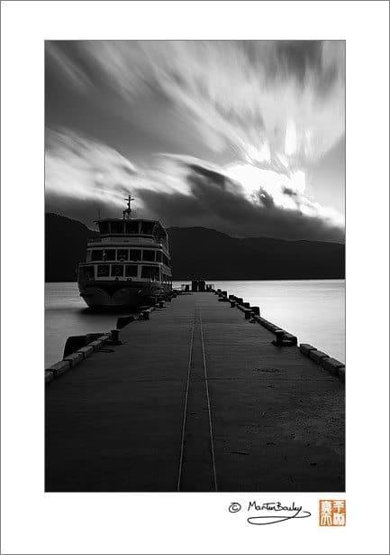 Pleasure Boat at Pier