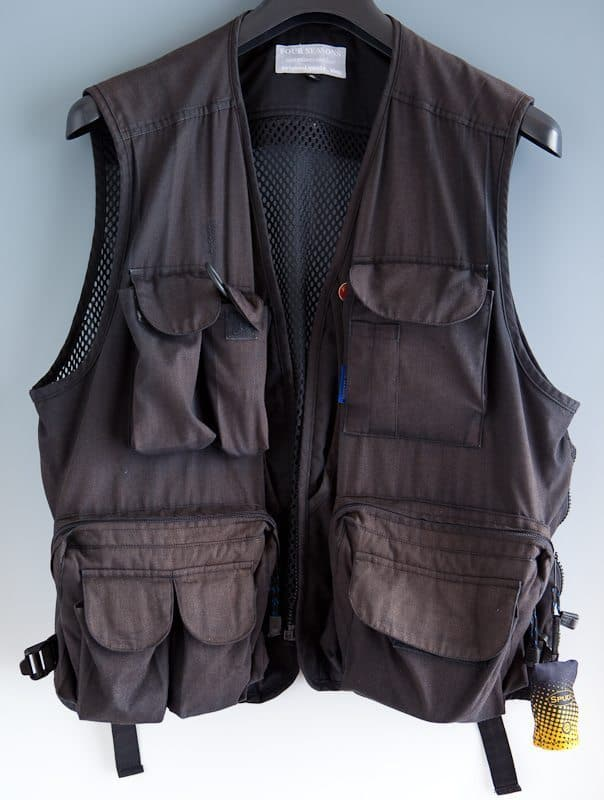 King Fours Seasons Photographer's Vest