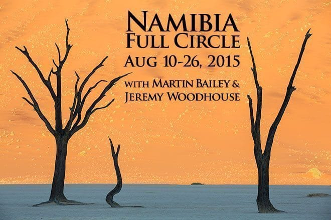 Namibia Full Circle Tour Aug 10-26 2015