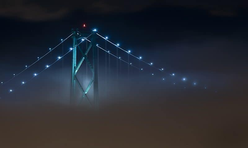 Bridge (© Copyright Dan Newcomb)