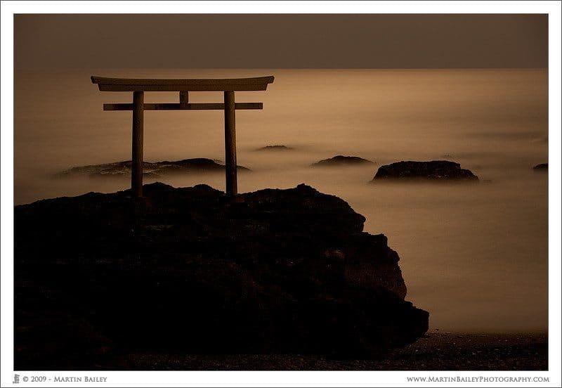 Ooarai Torii (Shinto Gate)