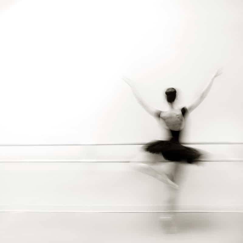 Ballerina (© Copyright 2010 - Leslie Granda Hill)