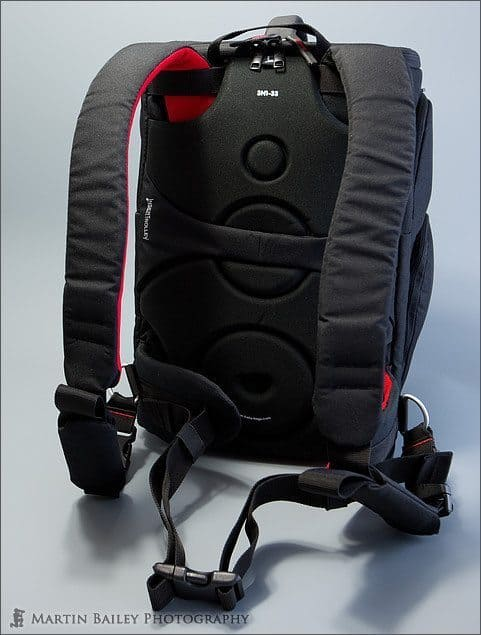 Kata-Bag 3N1-33 Backpack Configuration