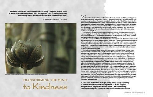 Light of Consciousness Magazine