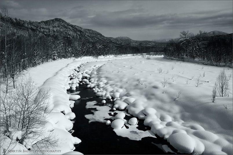 Mount Asashi Foothills