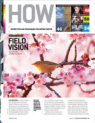 Popular Photography Magazine Article