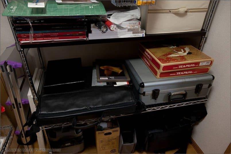 Extending Rack Shelf