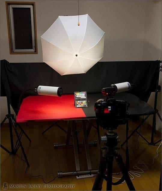 First New Studio Setup