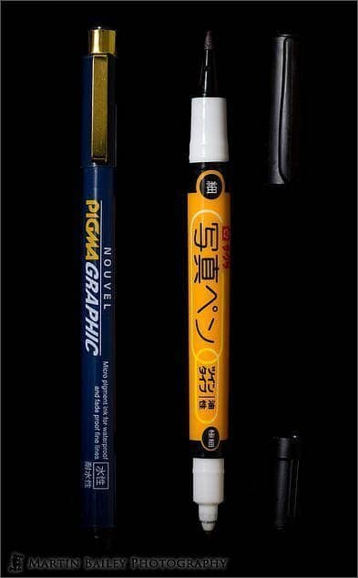 Sakura Color Products Corporation Pens