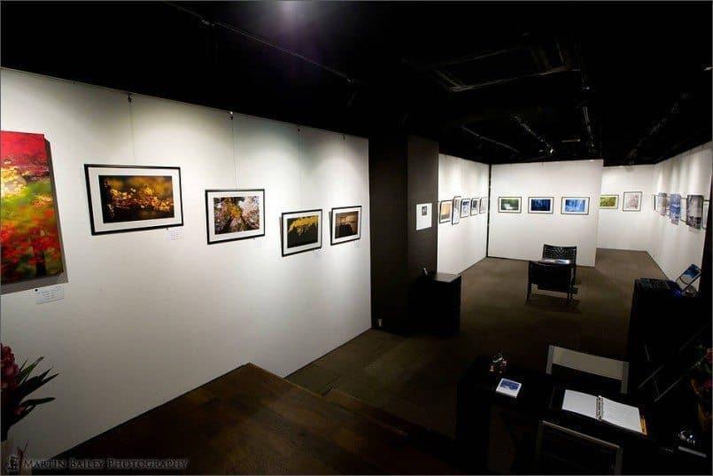 H.A.C. Gallery Interior