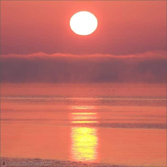 Incredibly Round Sun
