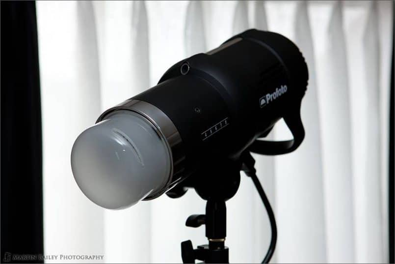 Profoto Glass Dome for D1 Monolights