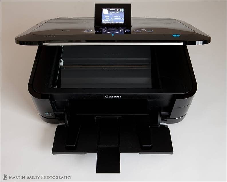 Scanner/Copier As Well!