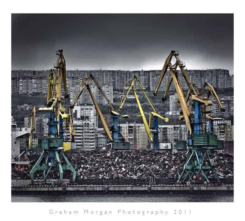 Murmansk1 © Graham Morgan