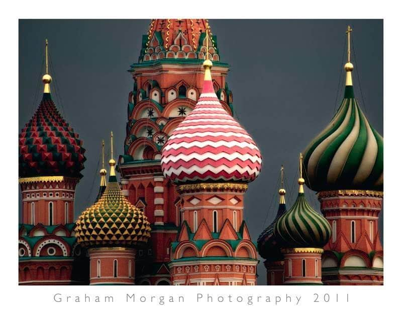 Saint Basil's © Graham Morgan