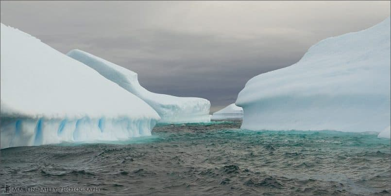 Iceberg Alley (original processing)