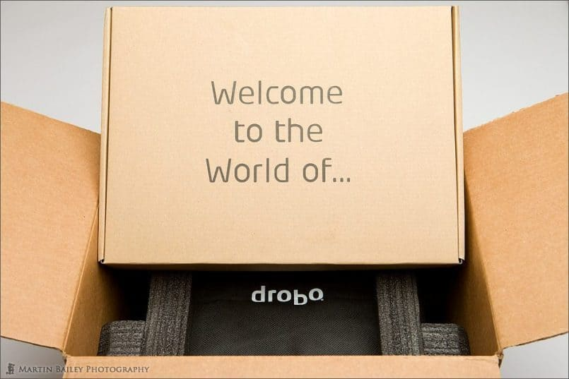 Welcome to the World of Drobo