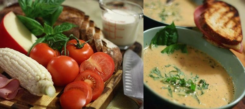 """Tomatoe Soup - Before/After"" by Eli Patten"