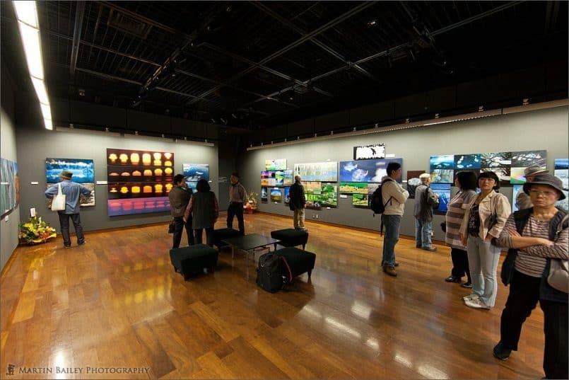 Hiroshi Yokoyama Exhibition - Canon Ginza Gallery