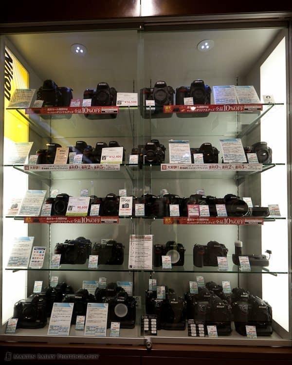 Used Nikon Bodies (5F)