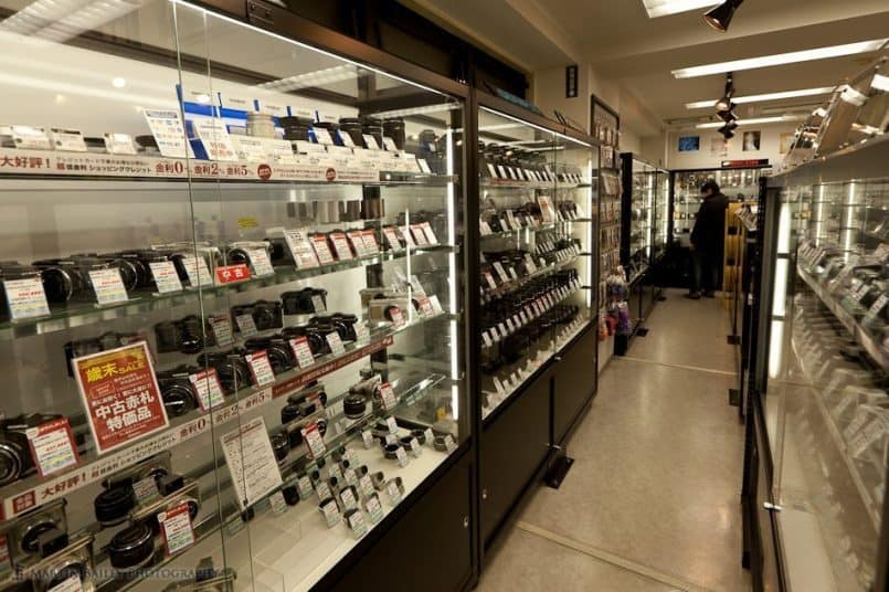 Map Camera #2 Store (3F)