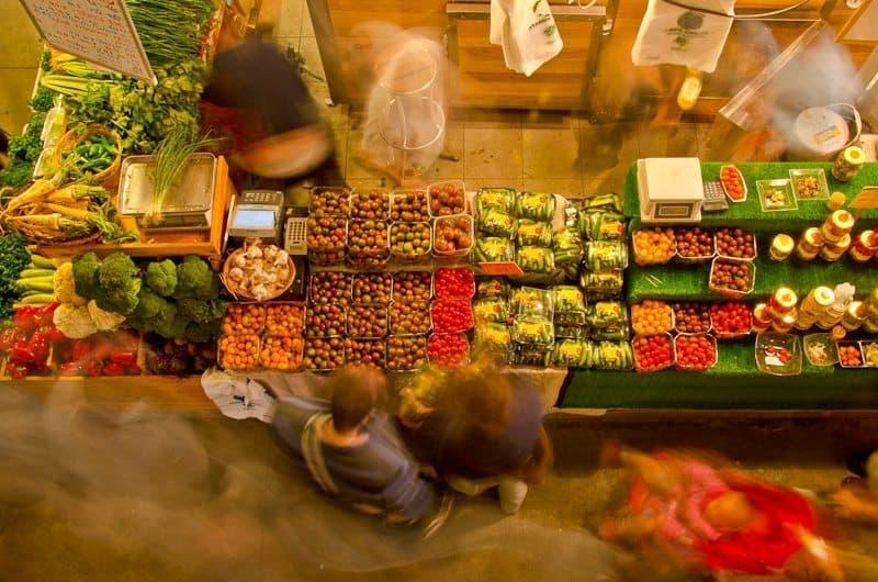 The Organic Market © Aviv