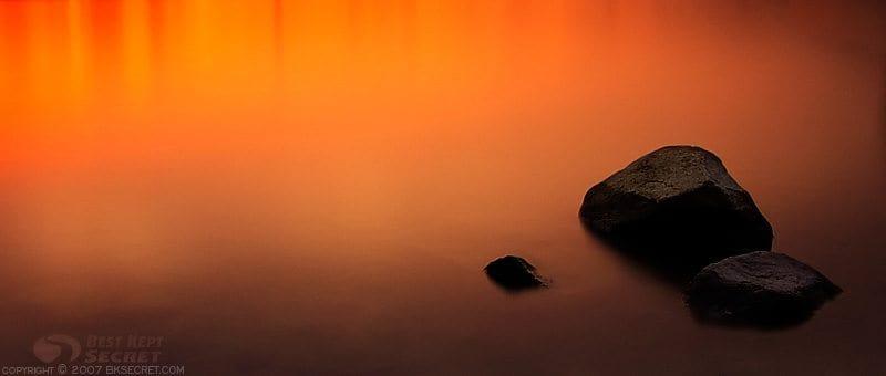 River Rocks © Landon Michaelson