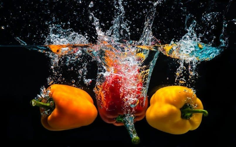 A Splash of Color © Colin Michaelis