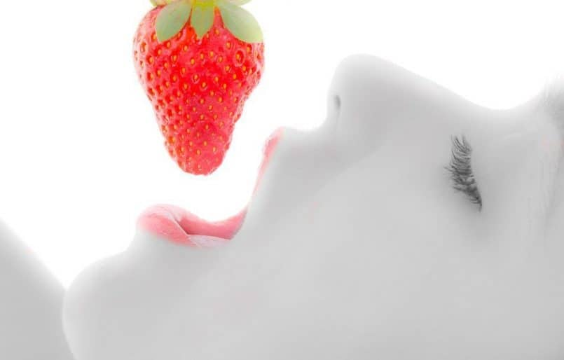 Strawberry © Graham Aylard