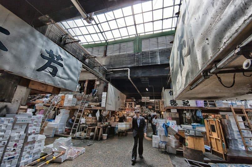 Tsukiji Skylight #1