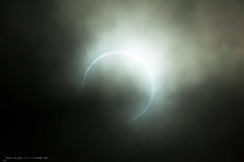 Annular Eclipse May 21 2012