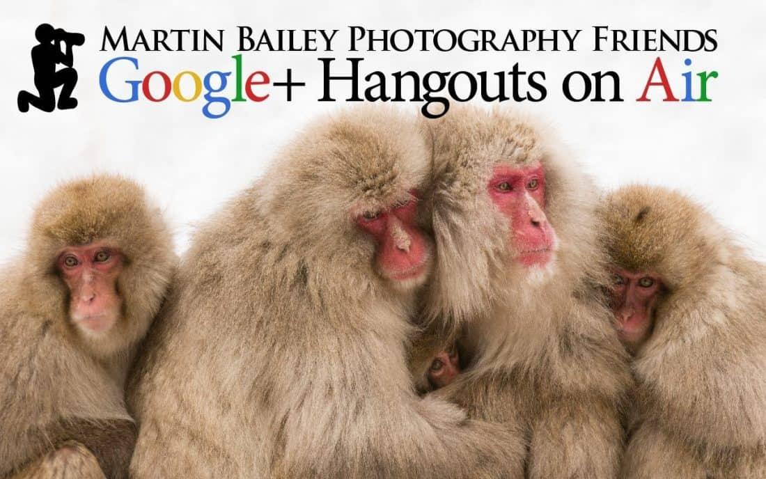 MBP Friends Google+ Hangout on Air