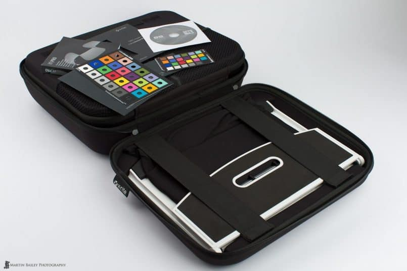 Carry Case Front Compartment