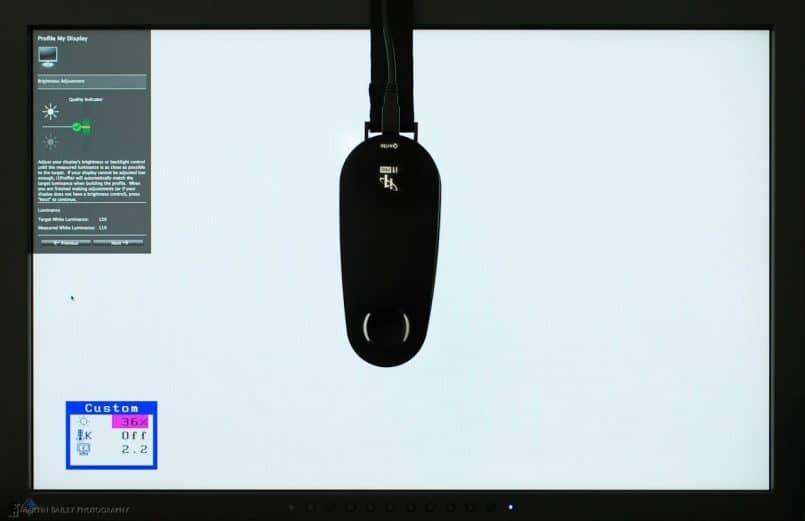i1 Pro 2 Display Measurement