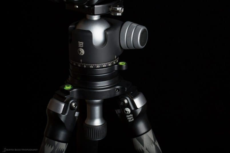 Really Right Stuff TVC-34L Tripod with Leveling Base and BH-55 B