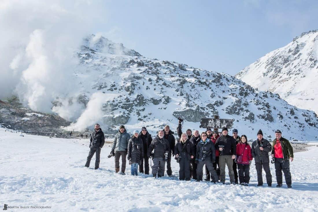 Winter Wonderland Tour 2013 - Group 1