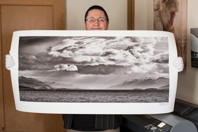 Martin with 2 x 4 Foot Print