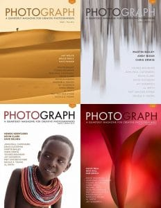PHOTOGRAPH Issues 1-4