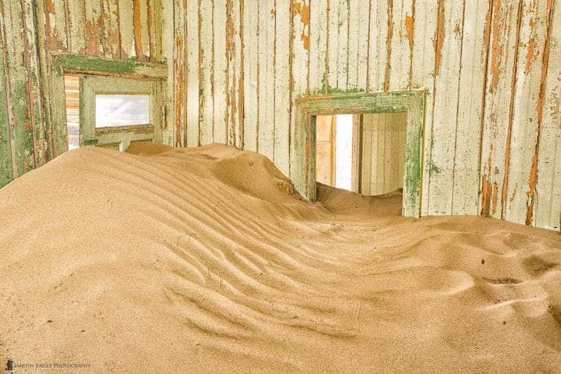 Sand Filled Room